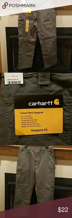 NWT Carhartt Carpenter pants Brand new CARHARTT Carpenter pants that are sturdy and durable. They hold up for the toughest worker. Carhartt Pants Cargo