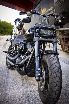 #fatbob #harleydavidson #fatbob2018 #fatbob2019 #fxfb #fxfbs #fatbob107 #fatbob114 #hd #fatbobcustom Harley Fat Bob, Harley Davidson Fat Bob, Harley Davidson Bikes, Harley Dyna, Harley Bikes, Triumph Motorcycles, Custom Motorcycles, Motorcycle Design, Girl Motorcycle