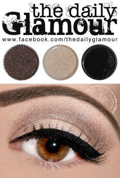 Pin Up Makeup - The Daily Glamour