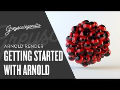 Getting Started With Arnold For Cinema 4D - YouTube