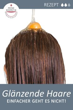 This simple hair pack with egg and honey gives your hair the velvety shine … - Haarpflege Beauty Hacks Dark Circles, Candle Wedding Centerpieces, Hair Pack, Diy Shampoo, Natural Pain Relief, Brown Blonde Hair, Gifts For Wedding Party, Shampoos, Diy Hairstyles