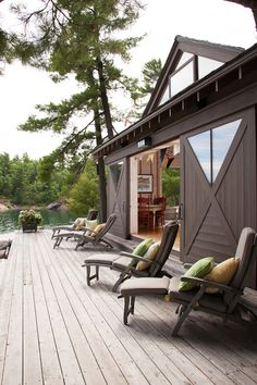 Cottage Beach House, #Muskoka #sundaycrush