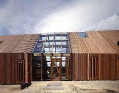 Modern Family: A Livestock Barn Transformed by Bjarne Mastenbroek and Uda Visser.
