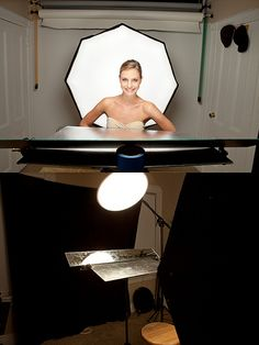 Great post on DIY photography on making the most of a very small studio space.  Awesome pics and info.
