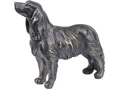 Faithful Spaniel Dog Sculpture – Beaumonde ®