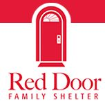 Red Door Shelter donation info on their 'moving program'. Double Sliding Barn Doors, Sliding Door Design, Diy Garage Door, Diy Door, Wooden Door Knobs, Exterior Patio Doors, Family Shelters, Interior Door Colors, Glass Closet Doors
