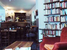Le café livres - concept bar - LILLE