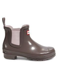 Hunter Women's Original Gloss Cheslea Boots   TheBay The Originals, Boots, Summer, Crotch Boots, Summer Recipes, Shoe Boot, Summer Time, Verano, Rain Boot
