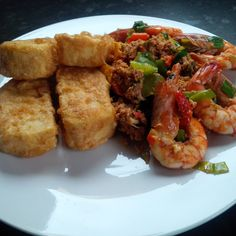 Chef of the Week : Chef Dudu: Yamarita with Corned Beef and Egg Sauce Scampi