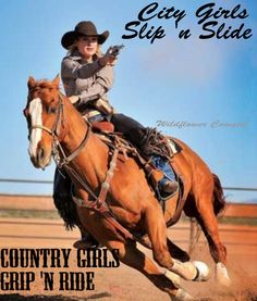 True cowgirls. Sayings and quotes. Cowgirl horse and guns. Facebook.com/WildflowerCowgirl