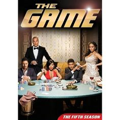 Amazon.com: The Game: The Fifth Season: Coby Bell, Pooch Hall, Brittany Daniel, Wendy Raquel Robinson, Tia Mowry Hardrict: Movies & TV