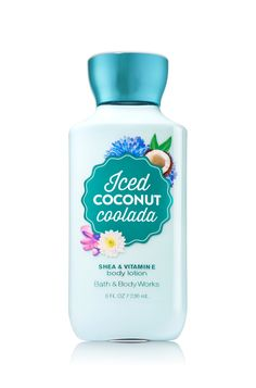 Iced Coconut Coolada Body Lotion - Signature Collection - Bath & Body Works