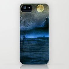 Trip in the dark II iPhone & iPod Case by Viviana González - $35.00