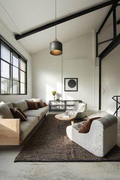 Regent Street Warehouse par Techne Architects