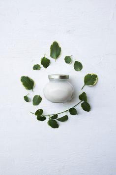 Organic Lemongrass & Clary Sage Deodorant // Etsy