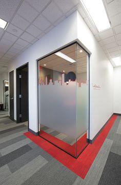 www.liaisonconcept.com | Tourisme Montréal - panneaux vitrés - Liaison Concept Divider, Loft, Bed, Furniture, Home Decor, Sign, Decoration Home, Room Decor, Lofts