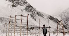 'In the cold': Telling the tale of labour migrants from Tajikistan to Russia, about their lives and the place they left behind.