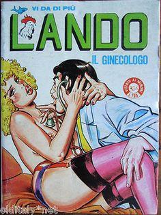 1982-n-189-LANDO-il-ginecologo-fumetto-erotico-sexy