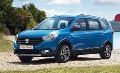 Dacia Lodgy Stepway Minivan, Station Wagon, Nissan, 4x4, Diesel, Vehicles, Passion, Cars, Role Models