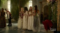 Mary's Ladies in Waiting ~ Reign
