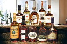 Voici un article du sitethrillist.com, qui propose une liste de 10 bourbons abordables que l'on peut consommer «Everty single day». Avec modération of course !