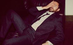 World Vision ambassador, Hugh Jackman in GQ.