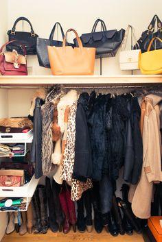 I need those bag stands!!!
