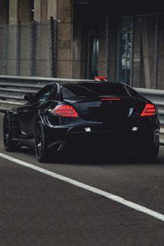 Mercedes-Benz McLaren SLR.