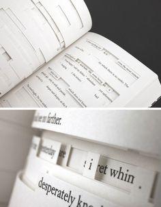 Original diseño de libro