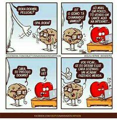 Coração x cérebro