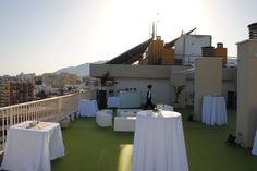 Bodas, eventos, comuniones en el hotel la barracuda Torremolinos, Andalucia