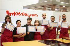 La crónica de nuestro último curso Master de Cocina Pepekitchen, y un poco de historia