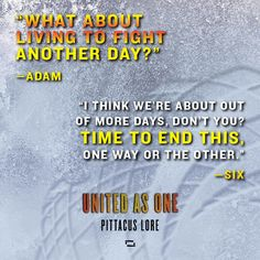 New United As One sneak peek! Book Memes, Book Quotes, Lorien Legacies, I Am Number Four, Chainsmokers, Comics Universe, Book Fandoms, Bibliophile, Book Worms