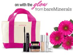 Travel in style with our Destination Glow kit from @bareMinerals. Available EXCLUSIVELY at ULTA! #ulta #ultabeauty