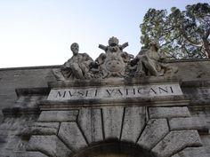 Entrance to Vatican City 2008