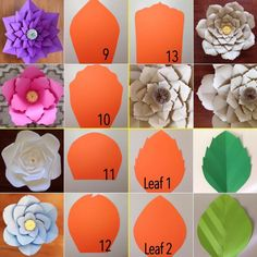 Discover thousands of images about Paper Flowers - Giant Paper Flowers - Wedding Paper Flower Wall - Wedding Centerpiece Decor Large Paper Flowers, Tissue Paper Flowers, Paper Flower Backdrop, Giant Paper Flowers, Felt Flowers, Diy Flowers, Fabric Flowers, Flowers Decoration, Paper Butterflies