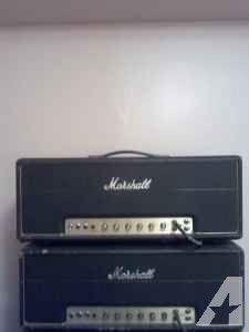 1973 Marshall 50 Watt Head - $1675 (Piscataway, NJ)