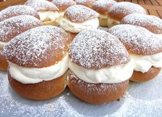 Semlor (with Cardamom and Almond Paste)