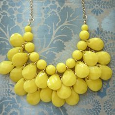 Collier - Le mimosa