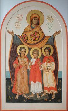 Religious Paintings, Religious Art, Orthodox Icons, Christian Art, Art Reference, Christianity, Folk Art, Saints, Religion