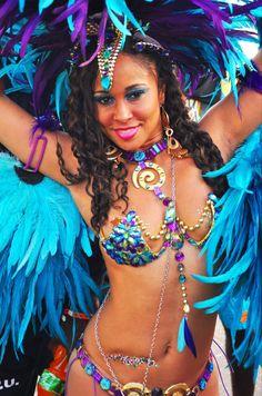 #Carnival in #Trinidad