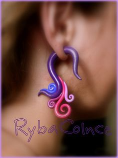 Hey, I found this really awesome Etsy listing at http://www.etsy.com/es/listing/129731143/pendientes-de-arcilla-sinteacutetica
