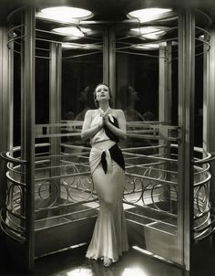 Joan Crawford in a still from the 1932 film, Letty Lynton.