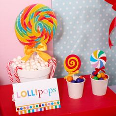 """Photo 1 of 27: Candy, Candyland, Candy Land / Birthday """"Candyland birthday party"""" 