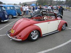 VW BUG CONVERTABLE