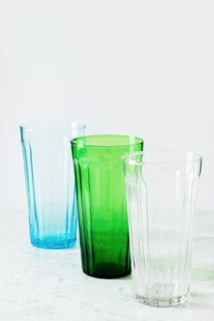 lucca tall glass