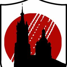 Logo of Krakow Cricket Club used for my radio show 'It's Just Not Cricket' http://www.mixcloud.com/BullontheMike/its-just-not-cricket/