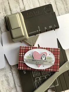 Stampin Up Christmas, Christmas Cards, Envelope Punch Board Projects, Diy Envelope, Deco Table, Punch Art, Stamping Up, Gift Packaging, Stampin Up Cards