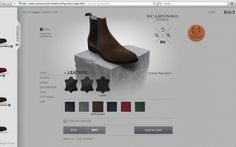 Footwear | Configurator Database
