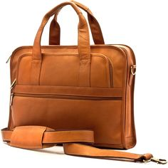8bbd6cc5942c Muiska Vaquetta Leather Milan Expandable 16.5-inch Laptop Briefcase Laptop  Briefcase
